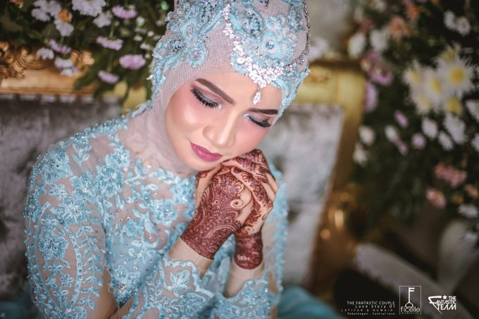 Wedding Latifah & Numair by Ficelle Photography - 017