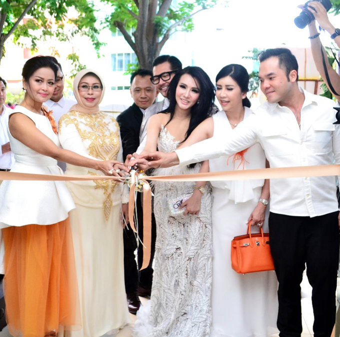 Opening of HOUSE of SAMKIM surabaya by FROST Event Designer - 002