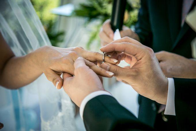 The Wedding of Mr Chung Suk Won & Ms Lee Jung Min by Bali Wedding Atelier - 014