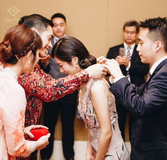 Wedding Of Anthony & Jera by Luxe Voir Enterprise - 018