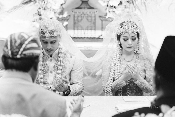 Arman & Alya Traditional Wedding Day by Venema Pictures - 025