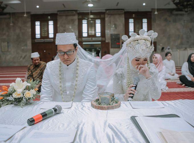 Chaca & Yudhi Wedding by Chandani Weddings - 011