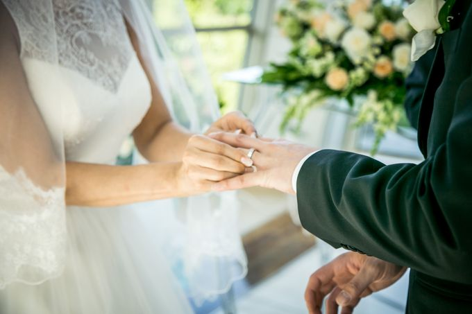 The Wedding of Mr Chung Suk Won & Ms Lee Jung Min by Bali Wedding Atelier - 015