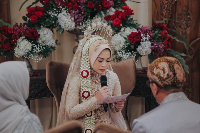 DINI & AGI WEDDING by Akuwedding - 020