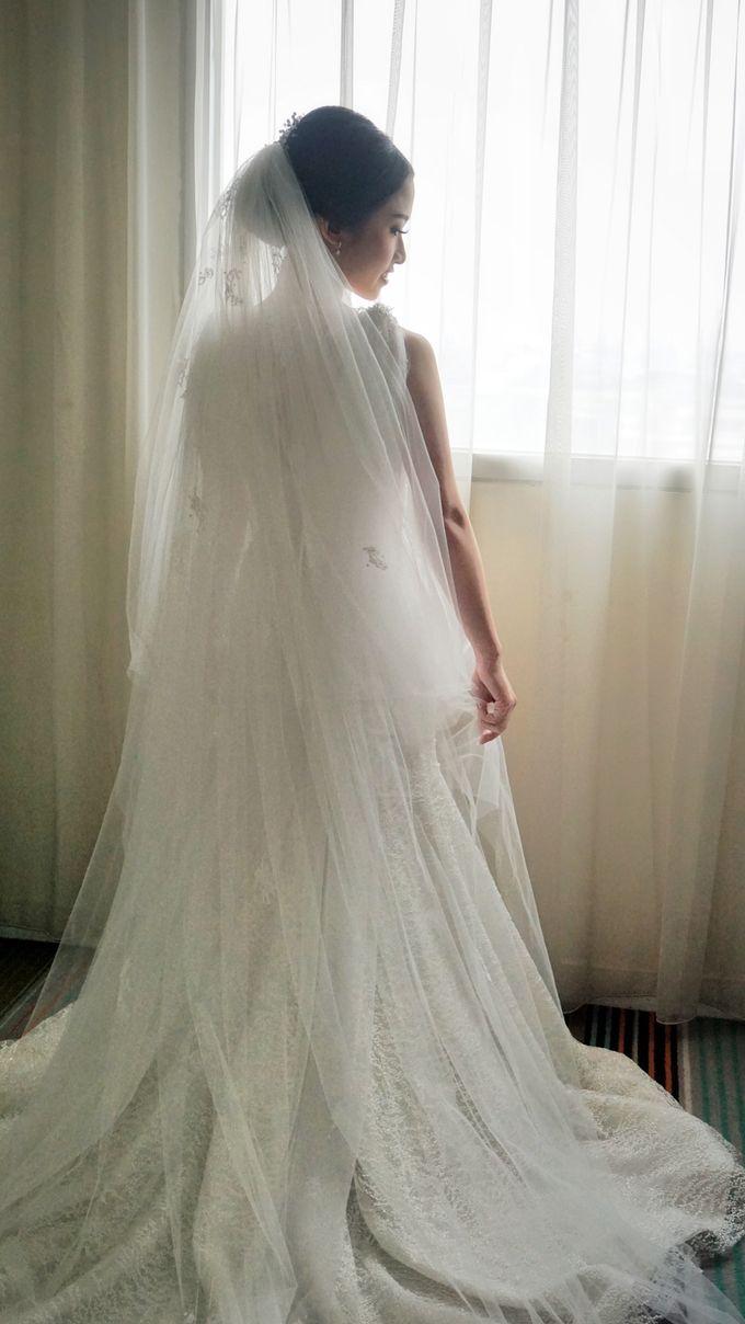 Markus & Tressi's Wedding by Cloche Atelier - 016