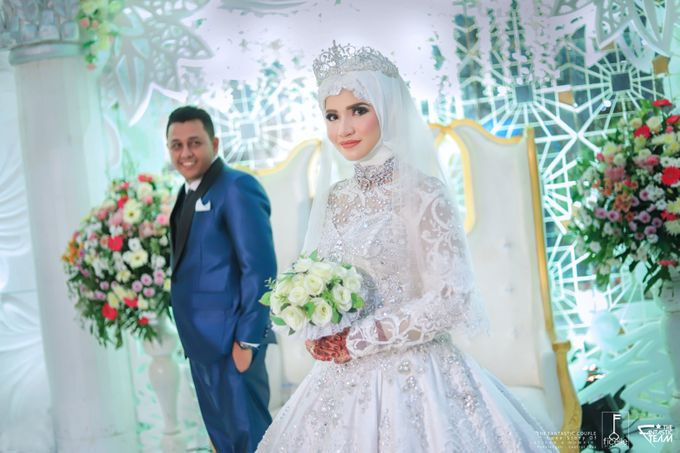 Wedding Latifah & Numair by Ficelle Photography - 019