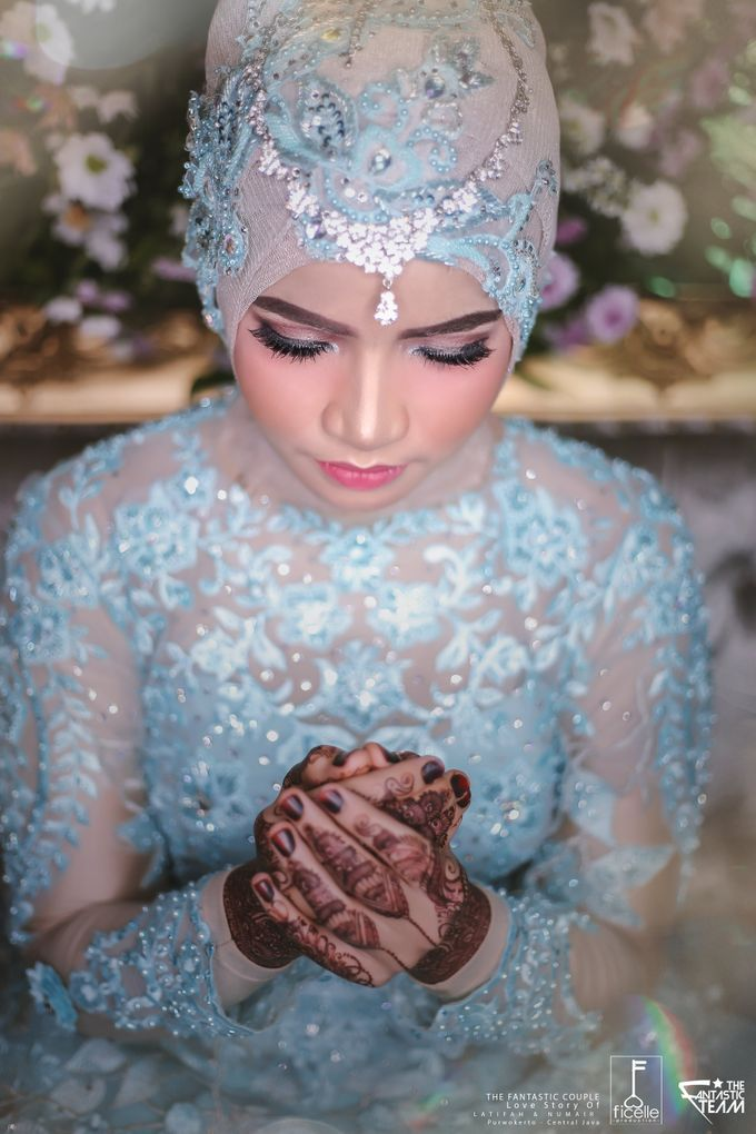 Wedding Latifah & Numair by Ficelle Photography - 020