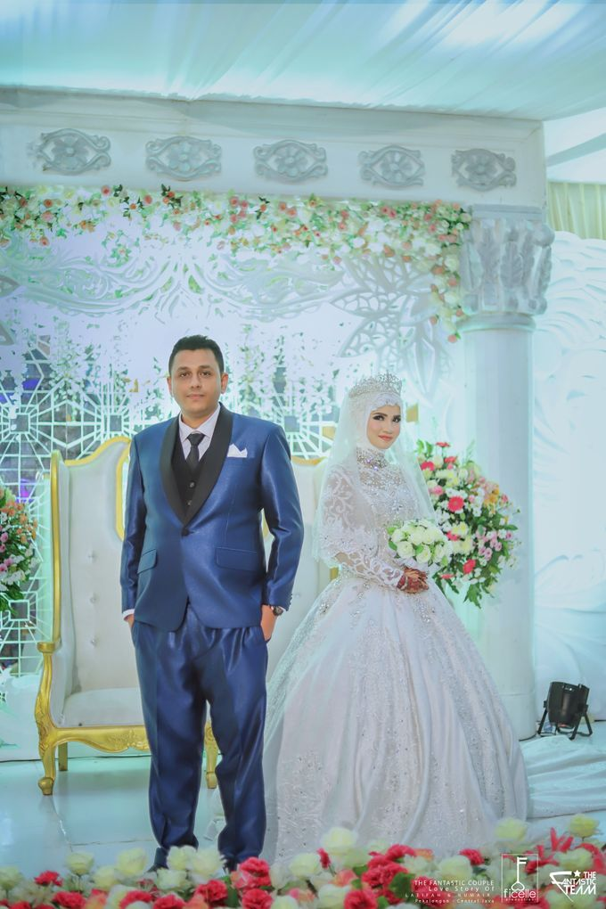 Wedding Latifah & Numair by Ficelle Photography - 021