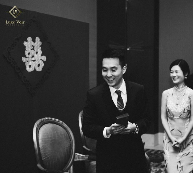Wedding Of Anthony & Jera by Luxe Voir Enterprise - 019