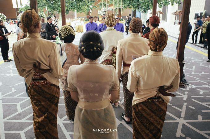 Benita & Diandra Wedding Highlight by IKK Wedding Planner - 005
