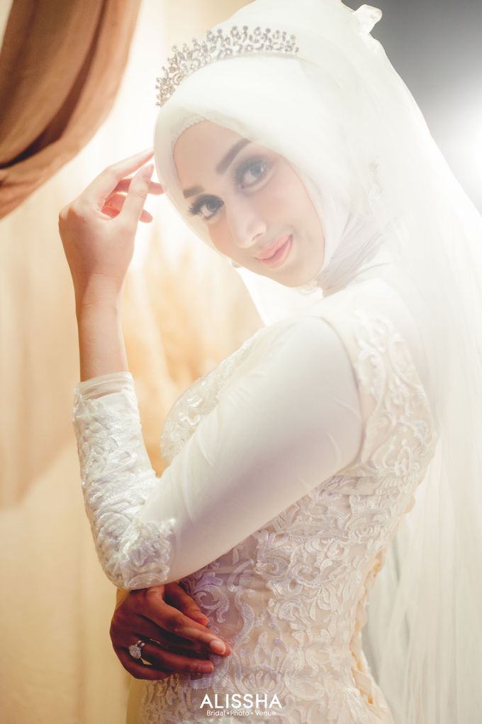 International Gown for Hijab by Alissha Bride - 014