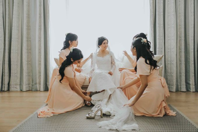 Nicko & Devina wedding by Lumilo Photography - 024