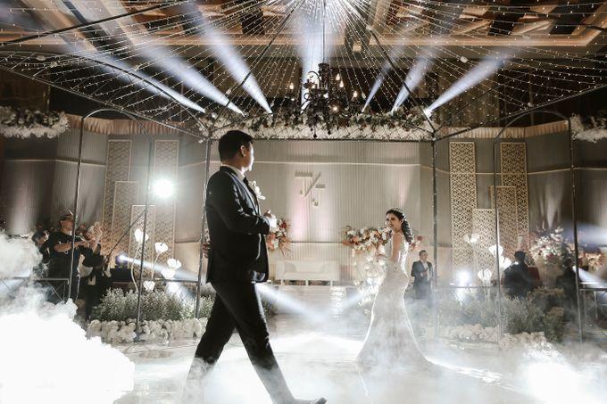 The Wedding of  Tirto & Jessy by Satori Planner - 013