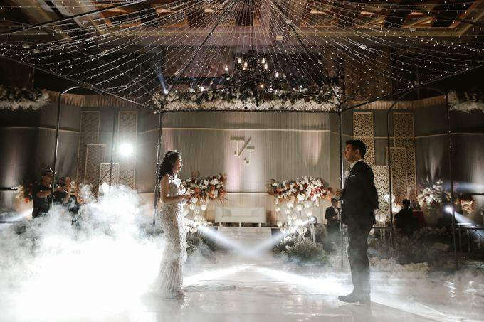The Wedding of  Tirto & Jessy by Satori Planner - 014