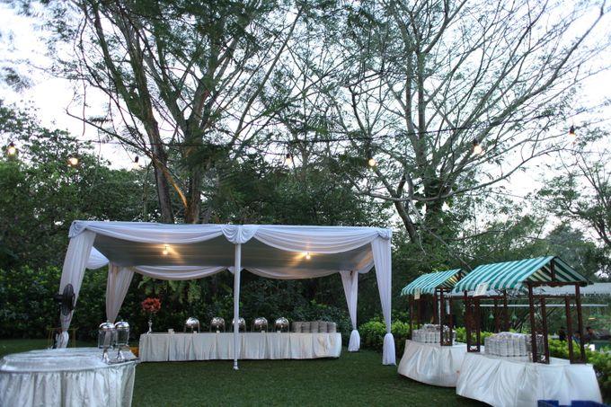 WULAN & ADJI by Raffles Hills Cibubur - On Green Garden Venue - 007
