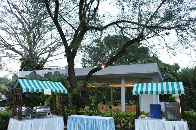 WULAN & ADJI by Raffles Hills Cibubur - On Green Garden Venue - 008