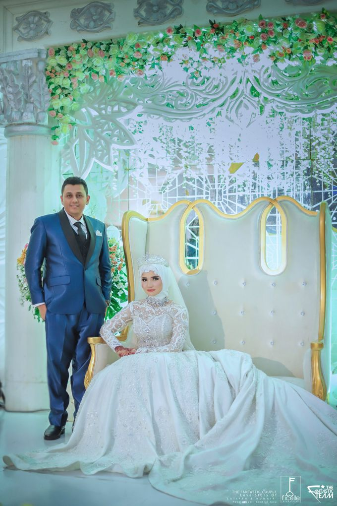 Wedding Latifah & Numair by Ficelle Photography - 023