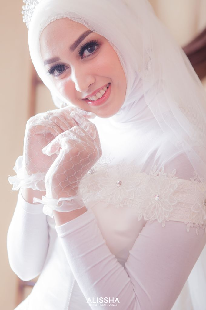 International Gown for Hijab by Alissha Bride - 017