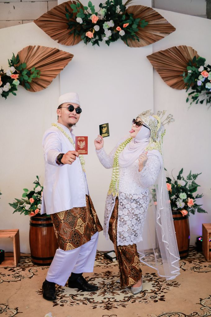 Wedding of Amrina & Farid by Rashdan Planner - 011