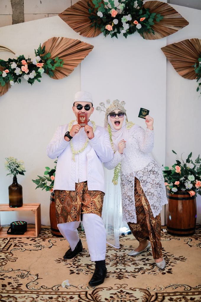 Wedding of Amrina & Farid by Rashdan Planner - 012