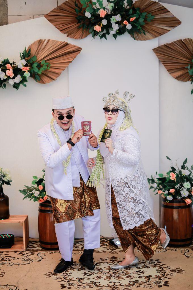 Wedding of Amrina & Farid by Rashdan Planner - 013