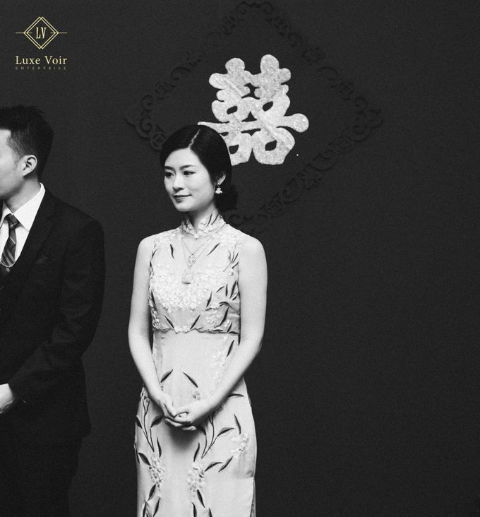 Wedding Of Anthony & Jera by Luxe Voir Enterprise - 013