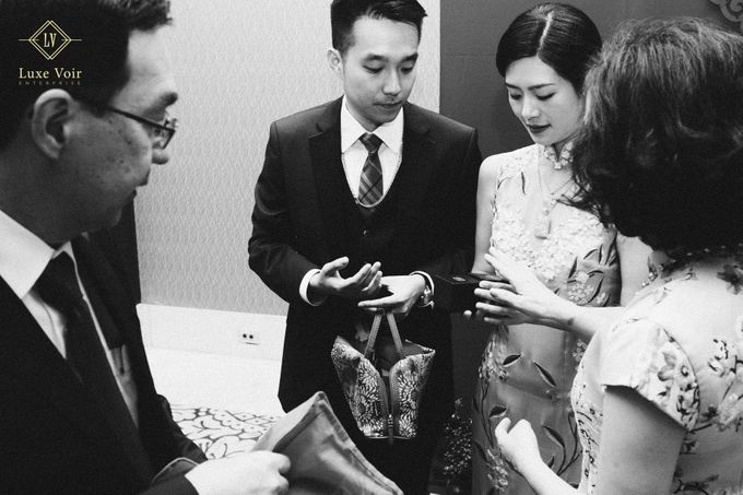 Wedding Of Anthony & Jera by Luxe Voir Enterprise - 016