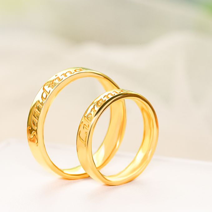 Wedding Ring - Signa Series by ORORI - 013