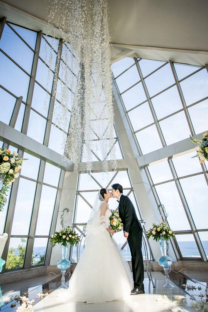 The Wedding of Mr Chung Suk Won & Ms Lee Jung Min by Bali Wedding Atelier - 018