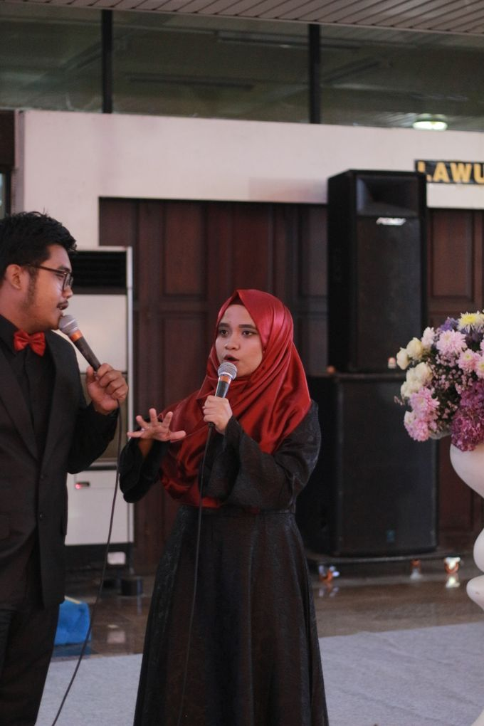 MC Wedding Graha ITS by BOO & NESSA MC - 003