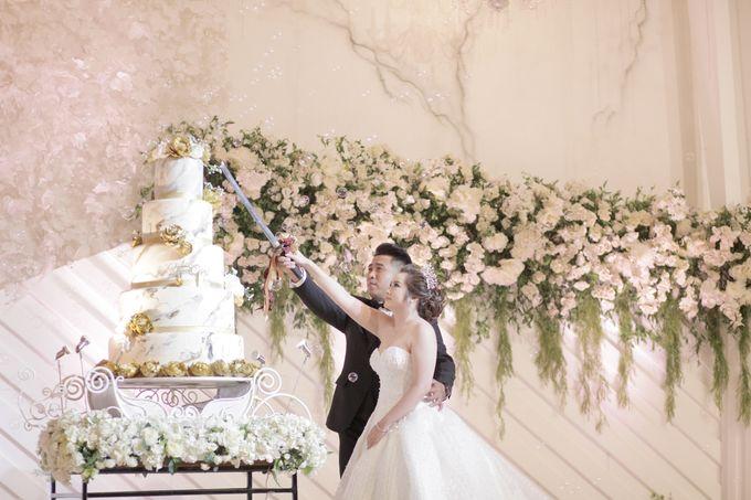 THE WEDDING OF YOSEA & CEIN by Alluvio - 030