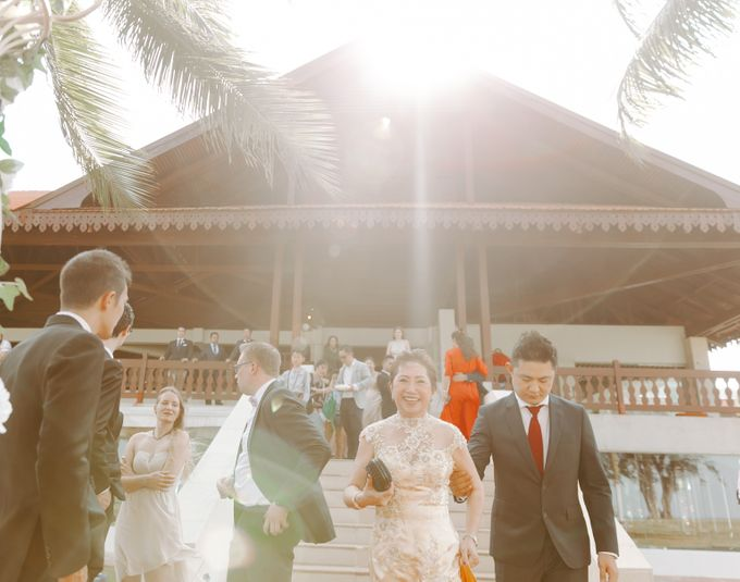 Club Med Cherating Beach wedding   Katelyn & Luca by JOHN HO PHOTOGRAPHY - 016
