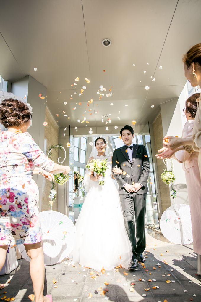 The Wedding of Mr Chung Suk Won & Ms Lee Jung Min by Bali Wedding Atelier - 019