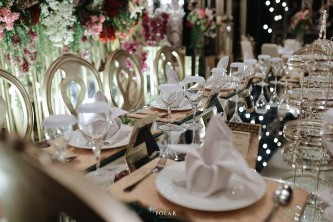 Balqis & Nasa - 14 December 2019 - Sudirman Grand Ballroom by Zulfa Catering - 003