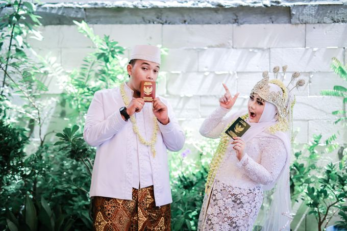 Wedding of Amrina & Farid by Rashdan Planner - 008