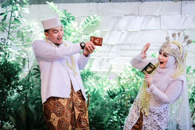 Wedding of Amrina & Farid by Rashdan Planner - 009