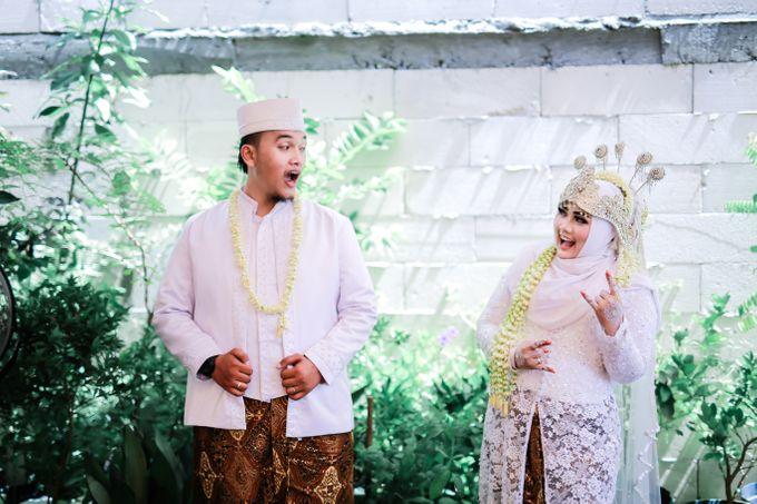 Wedding of Amrina & Farid by Rashdan Planner - 010