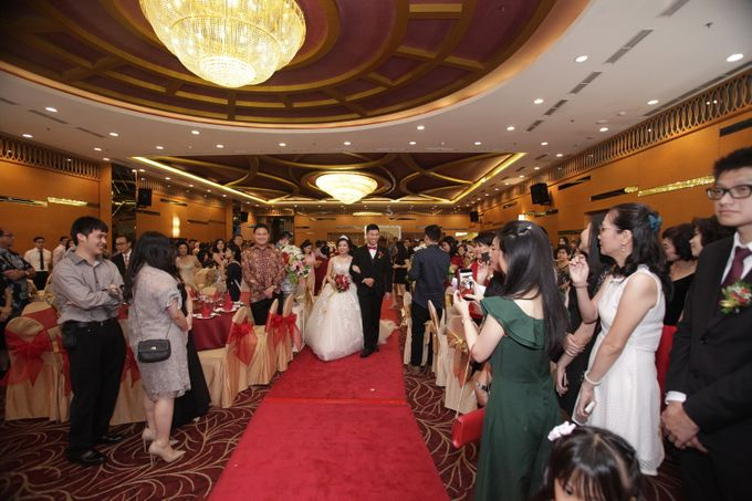 Weddding day of Robby & Yohana at Angke Restaurant Kelapa Gading by Angke Restaurant & Ballroom Jakarta - 001