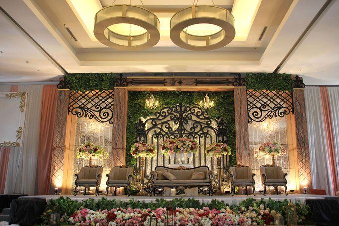 The Wedding of Biondi & Sinta by The Vida Ballroom - 005