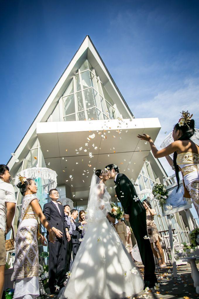 The Wedding of Mr Chung Suk Won & Ms Lee Jung Min by Bali Wedding Atelier - 020