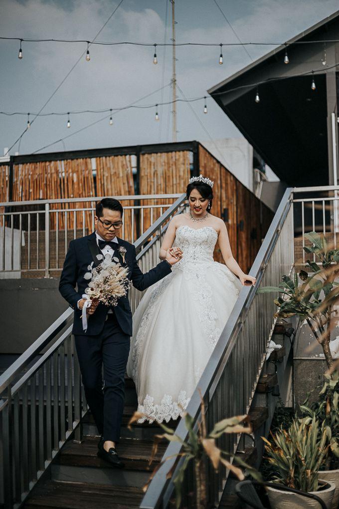Wedding Steven & Stella by Amor Cake - 006
