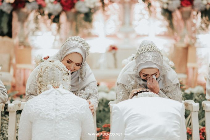 THE WEDDING OF ANGGI & iNDRA by alienco photography - 026