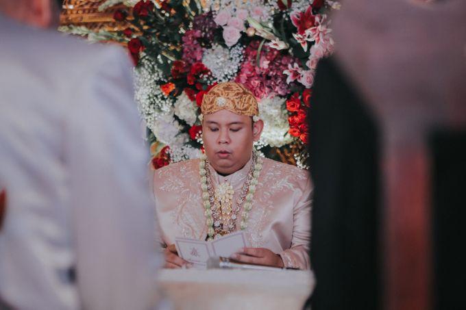 DINI & AGI WEDDING by Akuwedding - 022