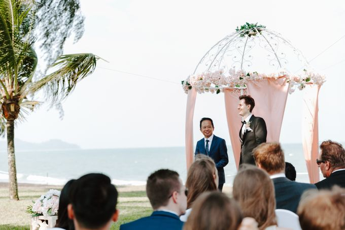 Club Med Cherating Beach wedding   Katelyn & Luca by JOHN HO PHOTOGRAPHY - 017