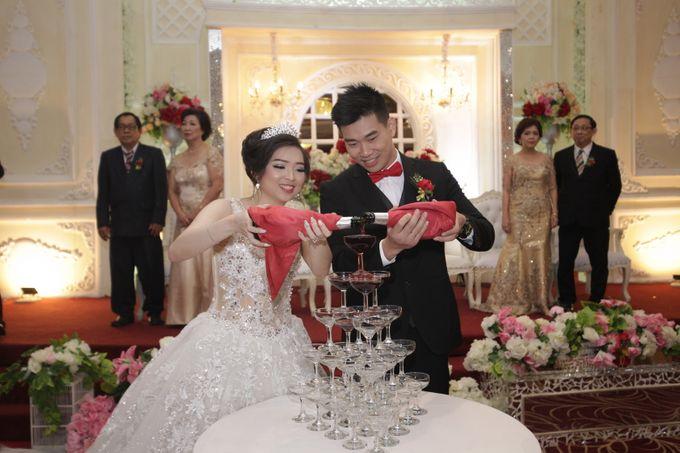 Weddding day of Robby & Yohana at Angke Restaurant Kelapa Gading by Angke Restaurant & Ballroom Jakarta - 002