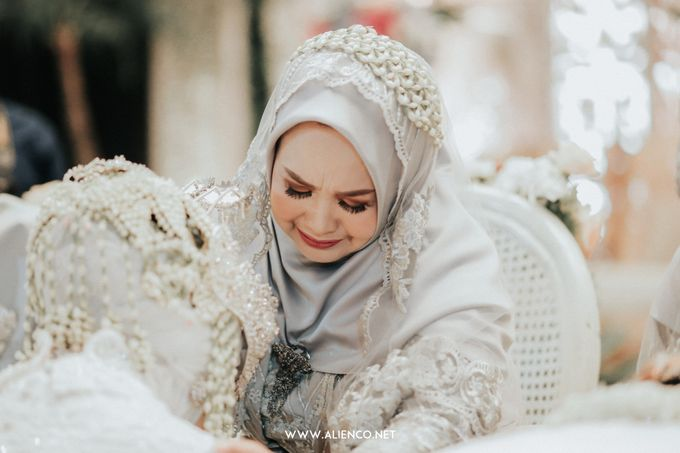 THE WEDDING OF ANGGI & iNDRA by alienco photography - 027