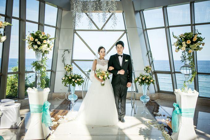 The Wedding of Mr Chung Suk Won & Ms Lee Jung Min by Bali Wedding Atelier - 016