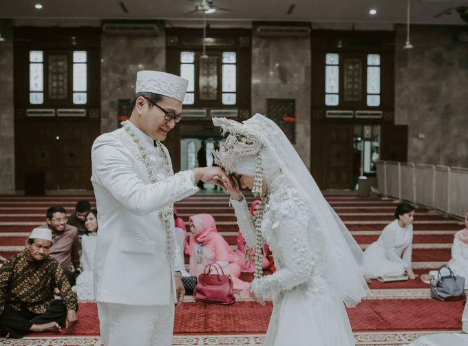 Chaca & Yudhi Wedding by Chandani Weddings - 012