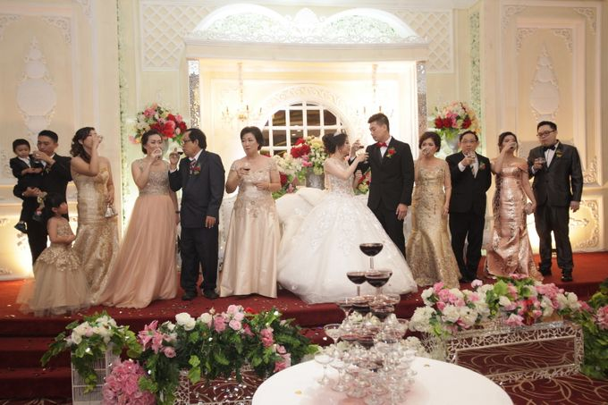 Weddding day of Robby & Yohana at Angke Restaurant Kelapa Gading by Angke Restaurant & Ballroom Jakarta - 003