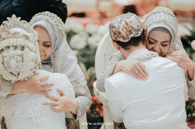 THE WEDDING OF ANGGI & iNDRA by alienco photography - 029